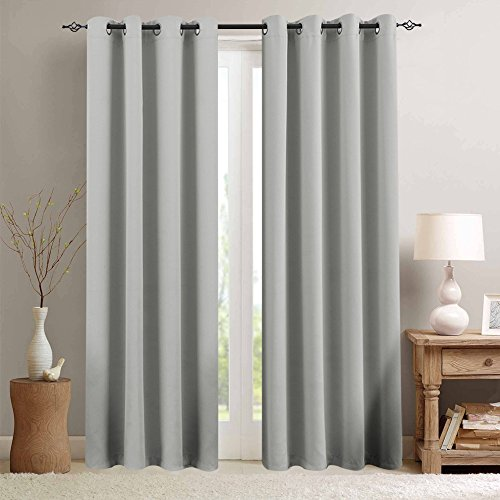 Moderate Blackout Curtains For Bedroom Room Darkening