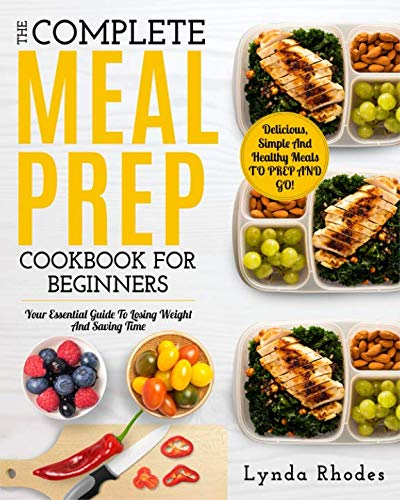 Simple Meal Prep Book The Ultimate Guide For Beginners 2