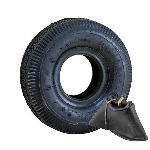 Minireen 2Pack 3.50//4.00-6 Tire Tube with TR13 Straight Valve Stem Fits 4.10//3.50-6 13x4.00-6 13x5.00-6 145//70-6